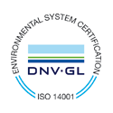 DNV ISO 14001:2004 Certifified Document