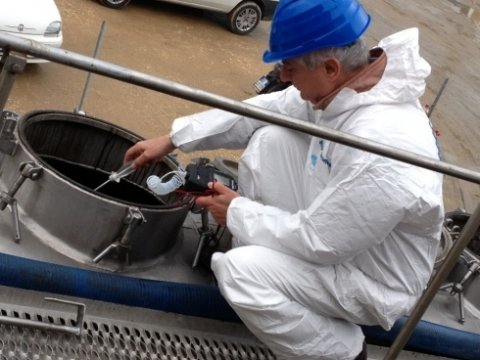 Images of Gas free testing - Gas Marine