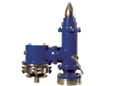 P.V. Valves | Gas Marine